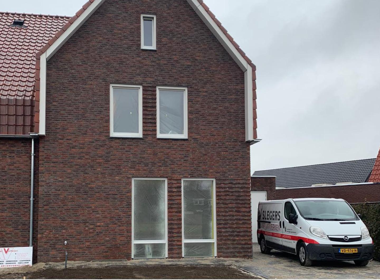 Stukadoorsbedrijf Slegers Spuitwerken uit Eindhoven