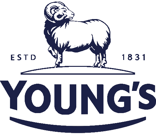 Logotipo de los pubs Young's