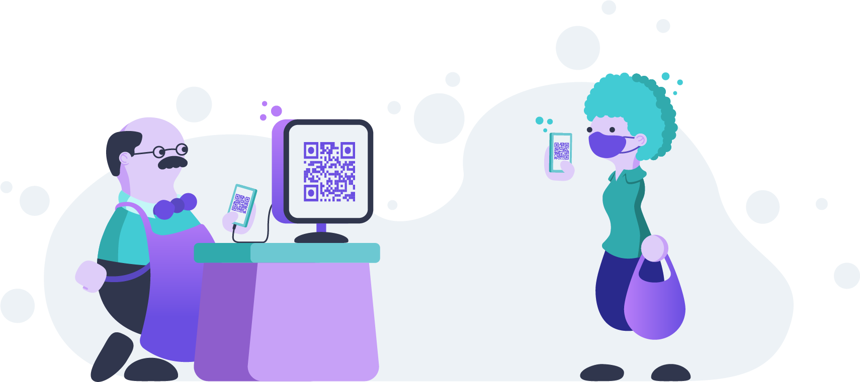 JudoAccept touch-free payment