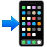 Mobile phone emoji