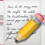 Writing emoji