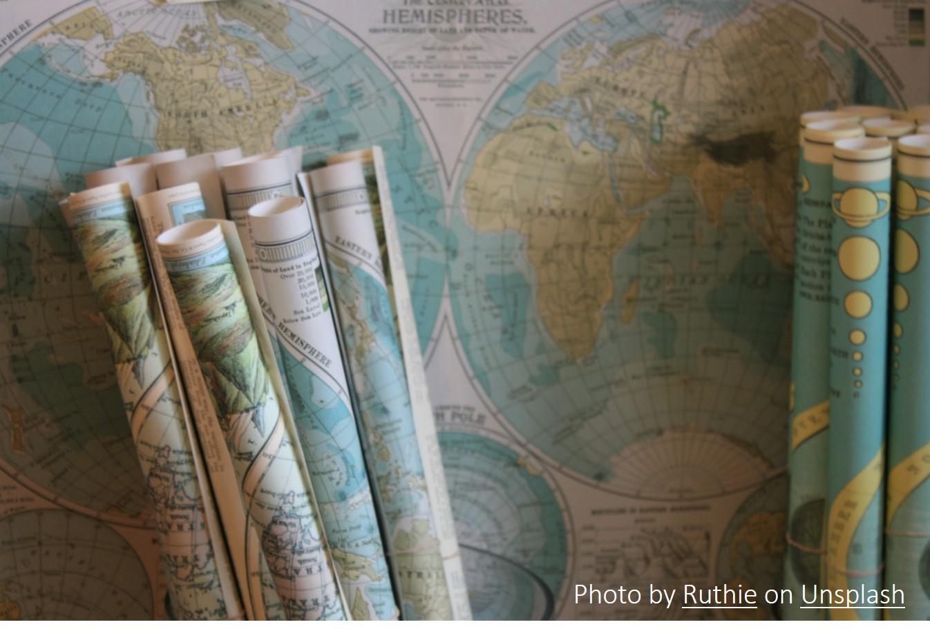Webinar - Digital Mapping in Business Communications