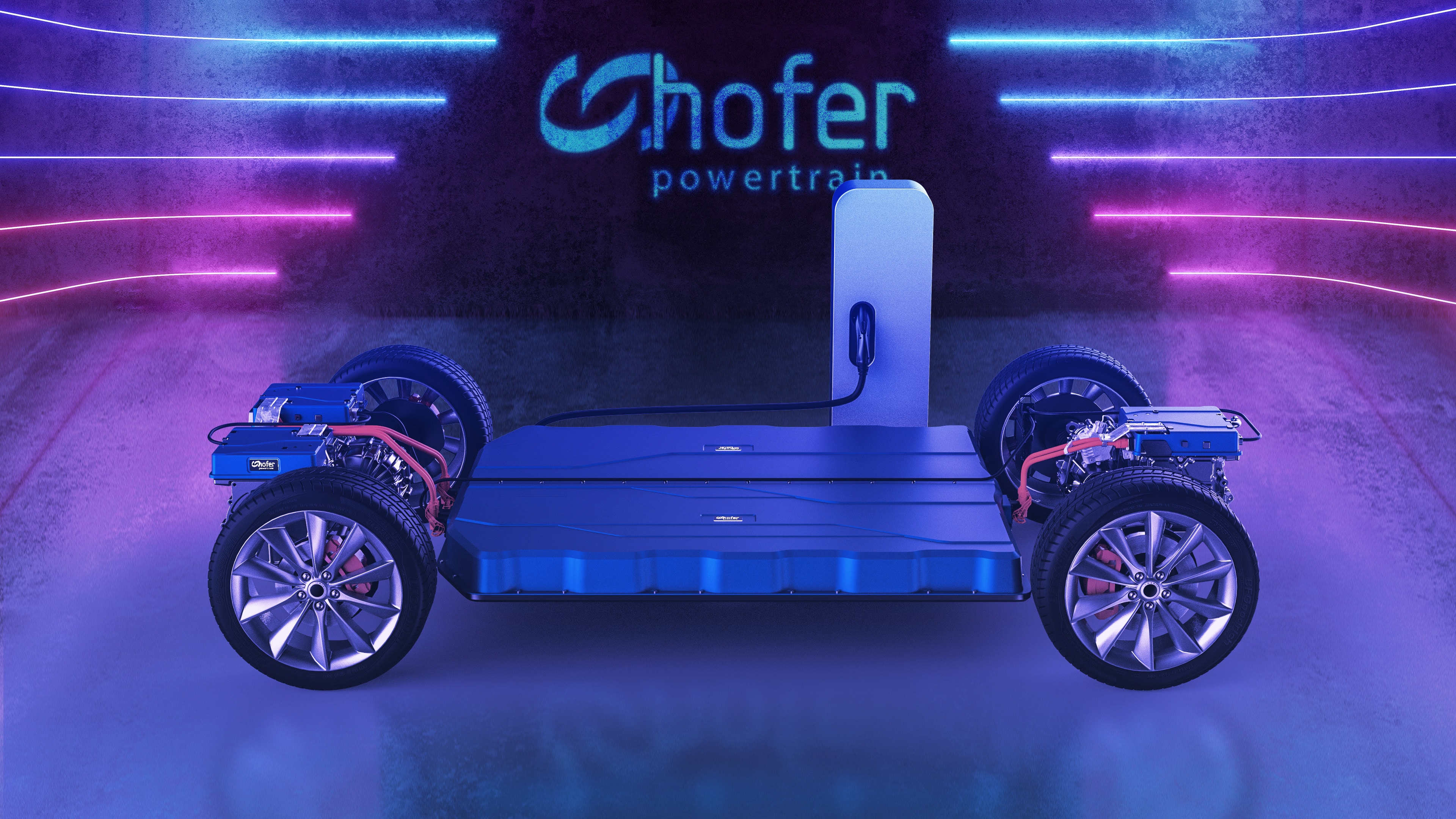 hofer powertrain boosts the electrification wave