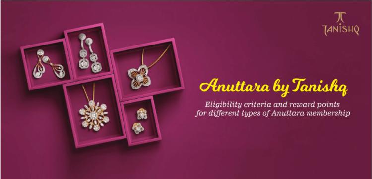 Annutara By Tanishq - loyalty program in india