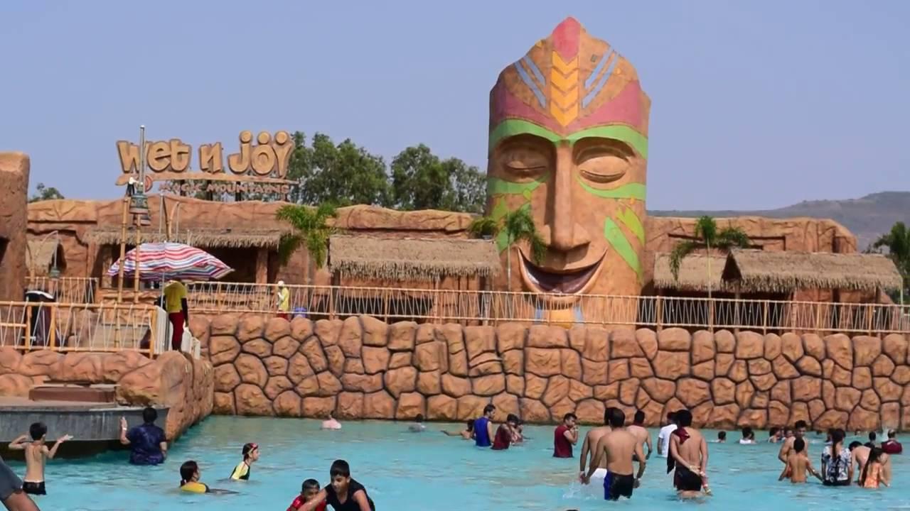 The Wet N Joy Water Park