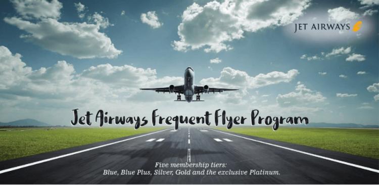 Jet Airways Frequent Program- loyalty rewards program in india