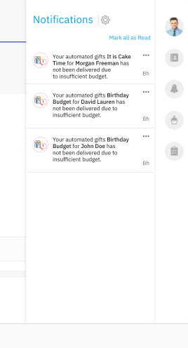 Managing failed automated greetings