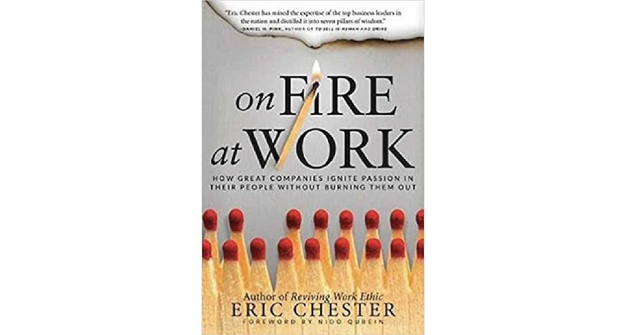 On Fire at Work: Best HR books