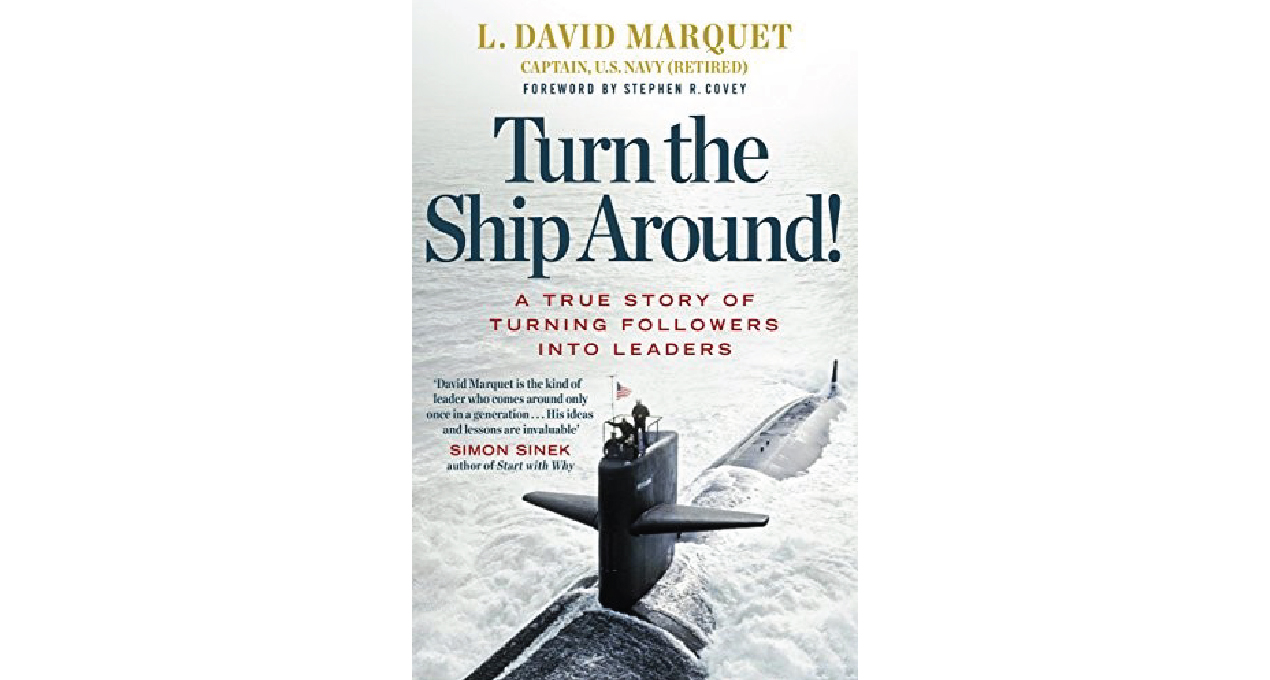 Turn the Ship : Best HR book