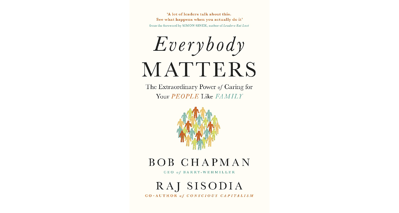 Everybody matter: Best HR books