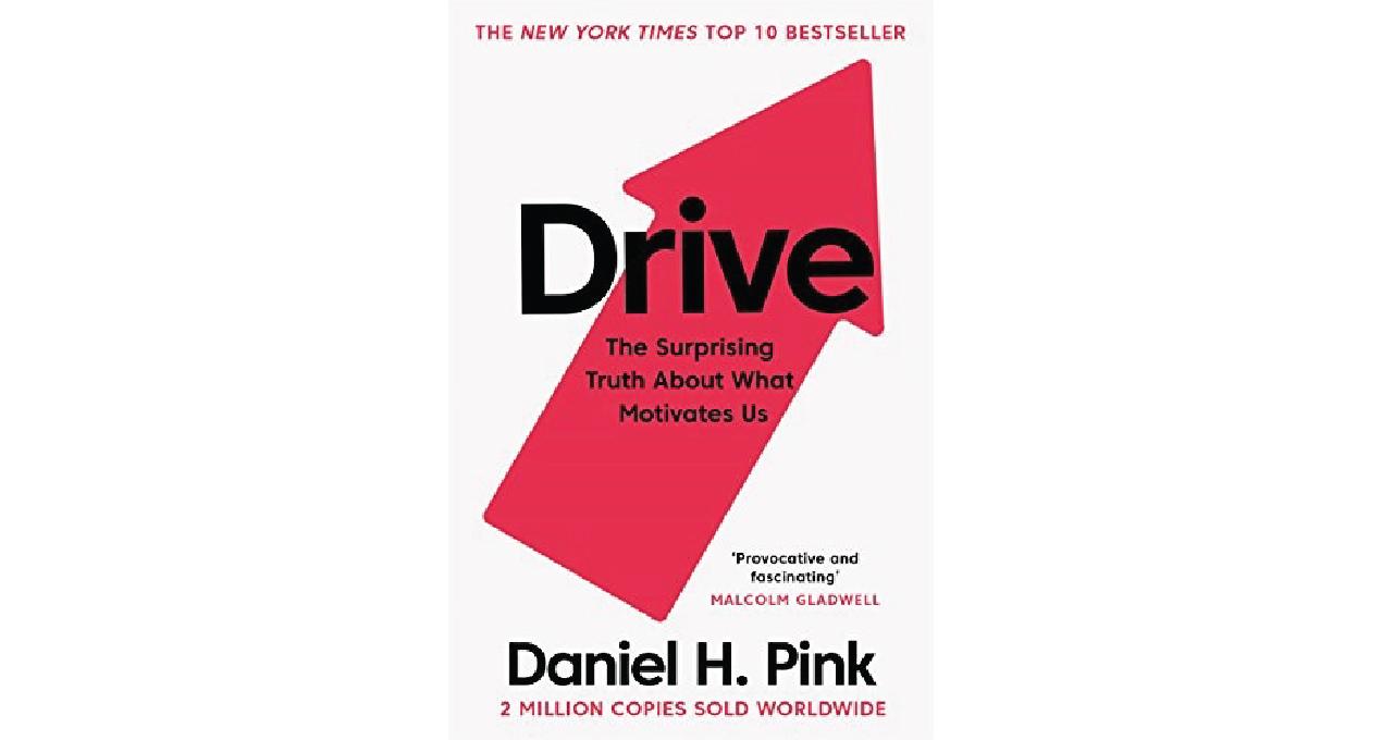 Drive-by Daniel H. Pink