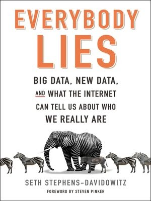 Front Page of Everybody Lies