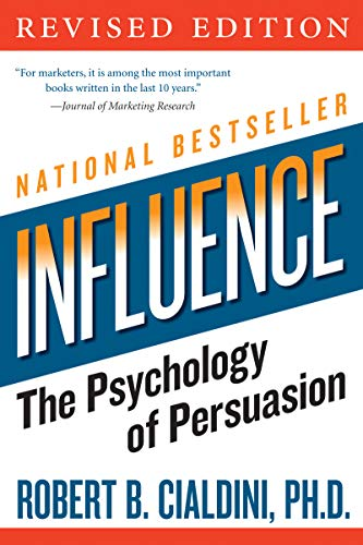 Front page of Influence: The Psychology of Persuasion