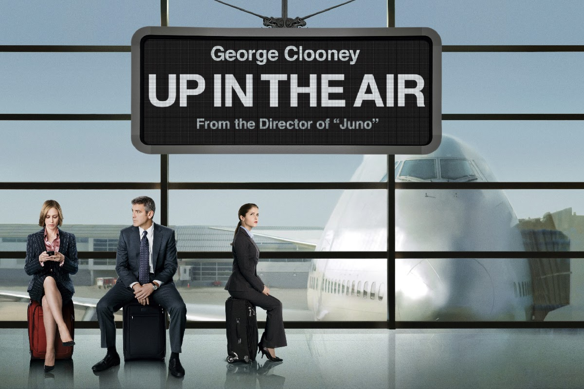 Poster of Up in the Air