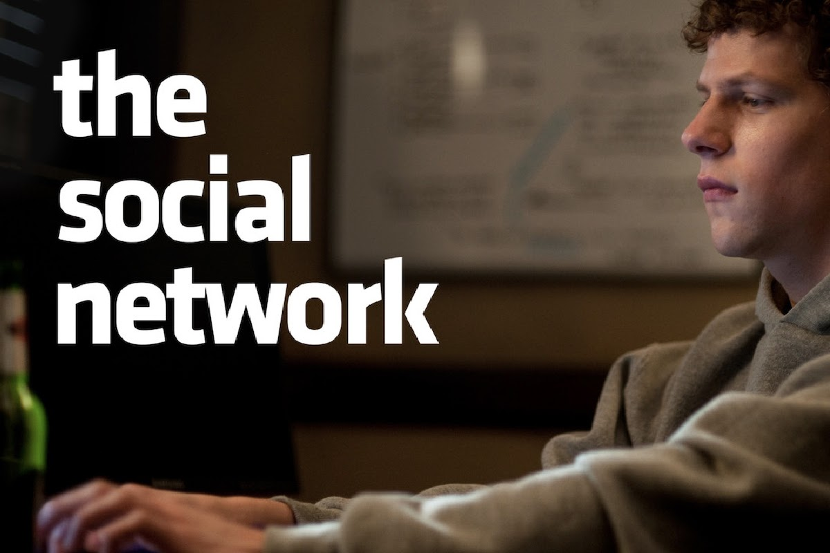Poster of The Social Network (2010)