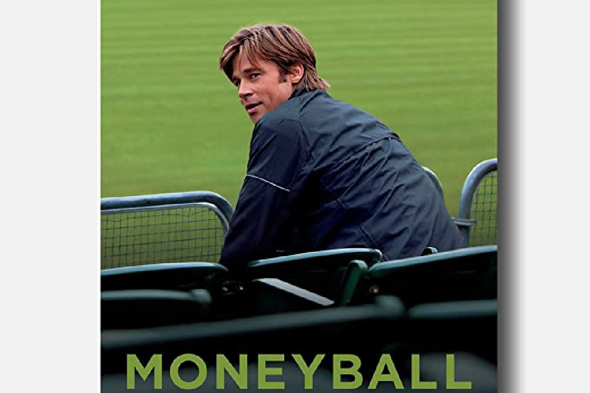 Poster of Moneyball (2011)