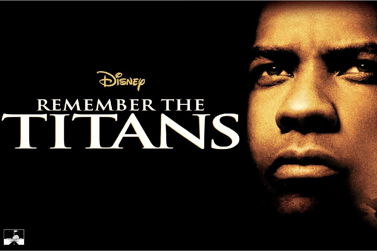 Poster of Remember the Titans (2000)