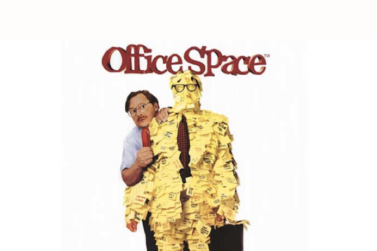 Poster of Office Space