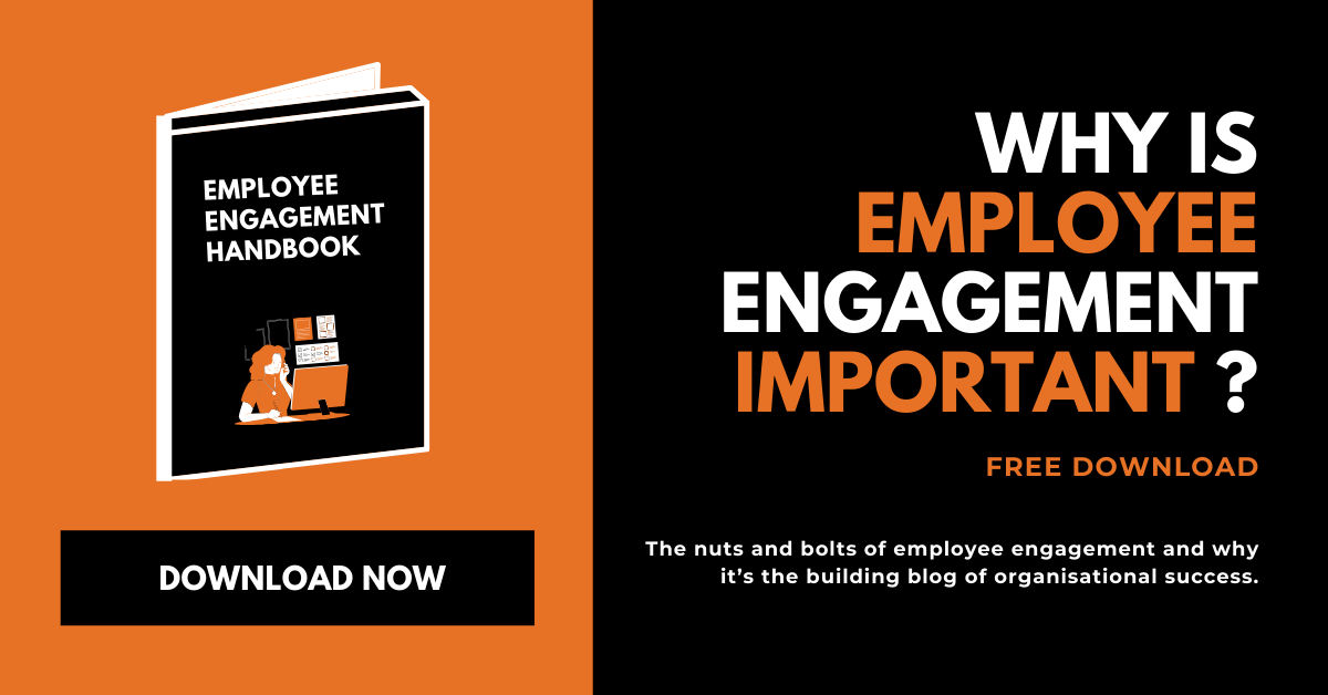 Download now 'Why is Employee Engagement important ebook