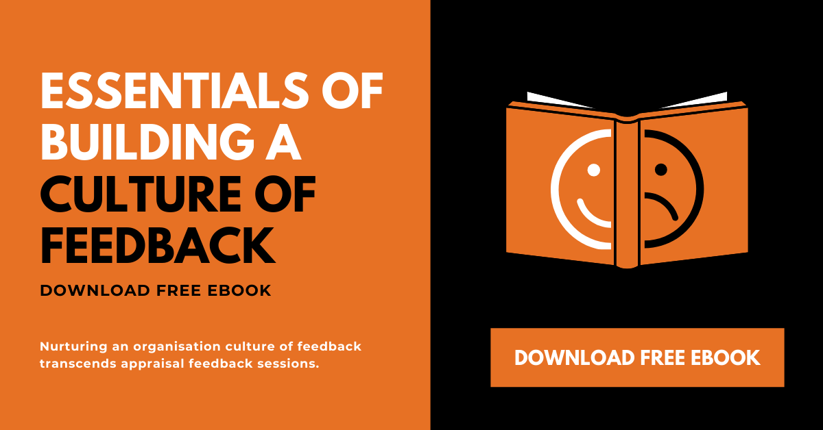 "Ebook on ""Essentials of Building a Culture of Feedback"""