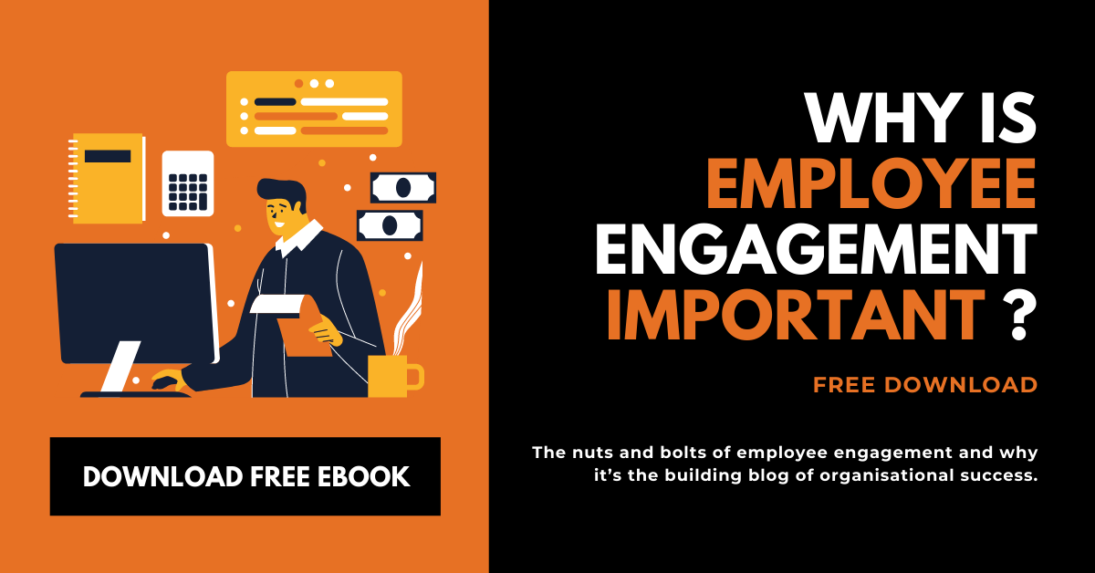 Ebook on Why is Employment Engagement Important?