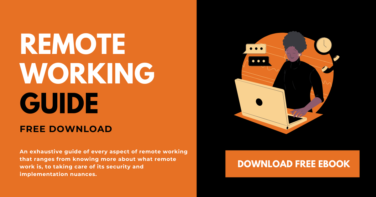 "Download Ebook ""Remote Working Guide"""
