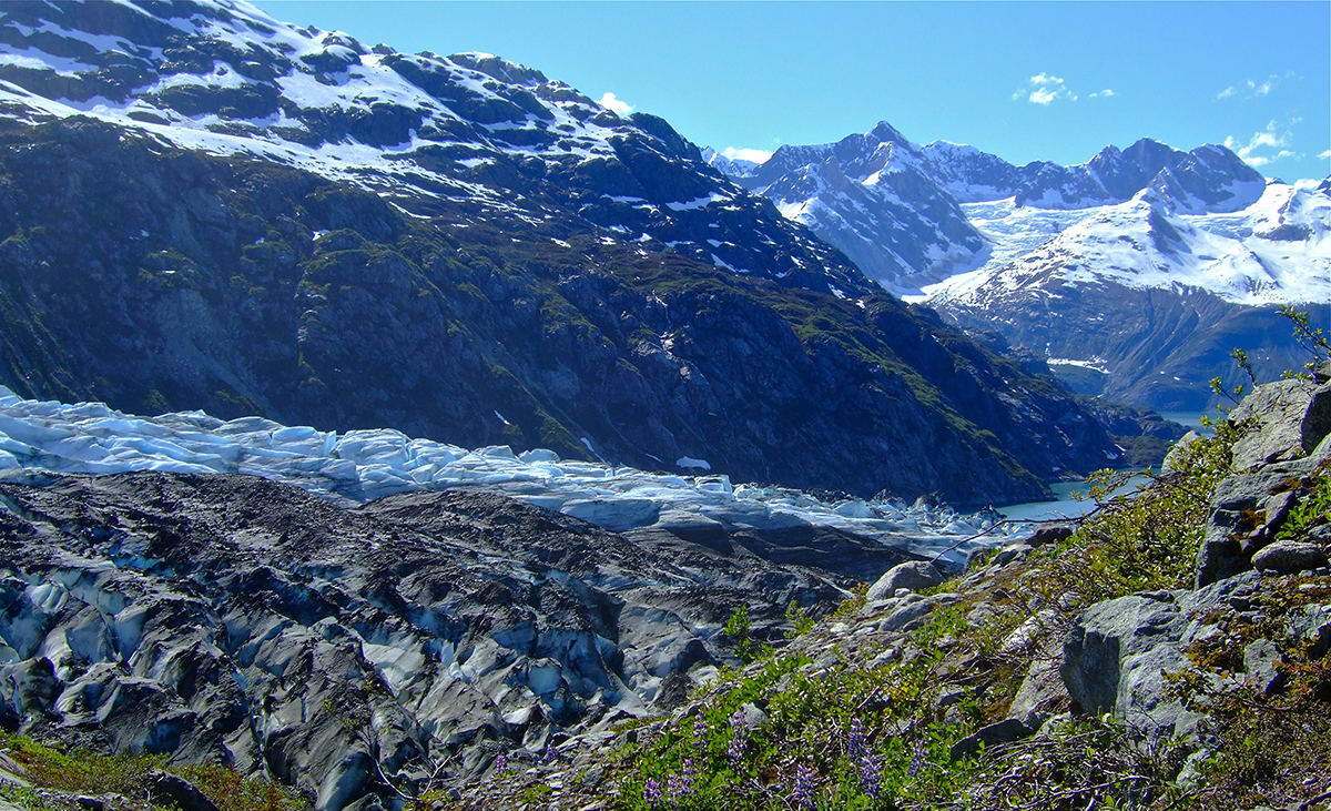 National Park Service, Glacier bay, Alaska