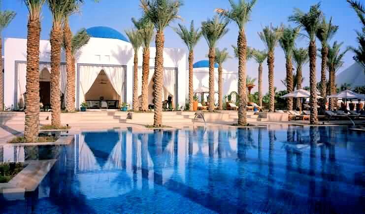 Amara Spa Experience at Sheikh Zayed Rd. Dubai UAE