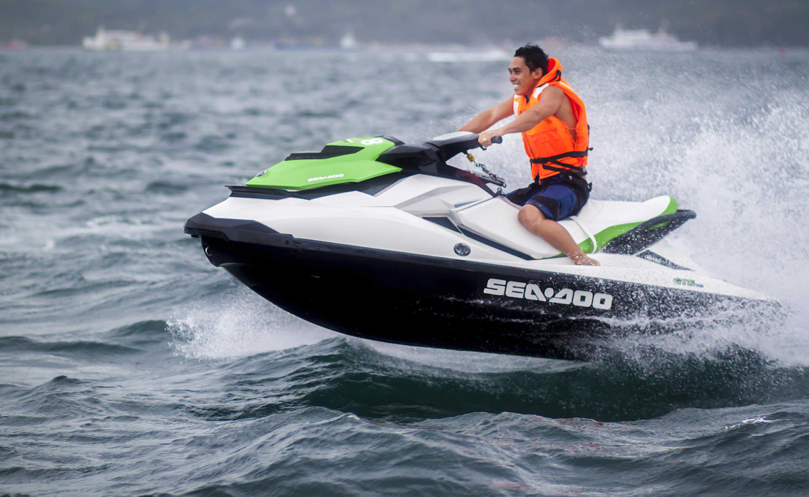 A Water Sports experience At Calangute Beach