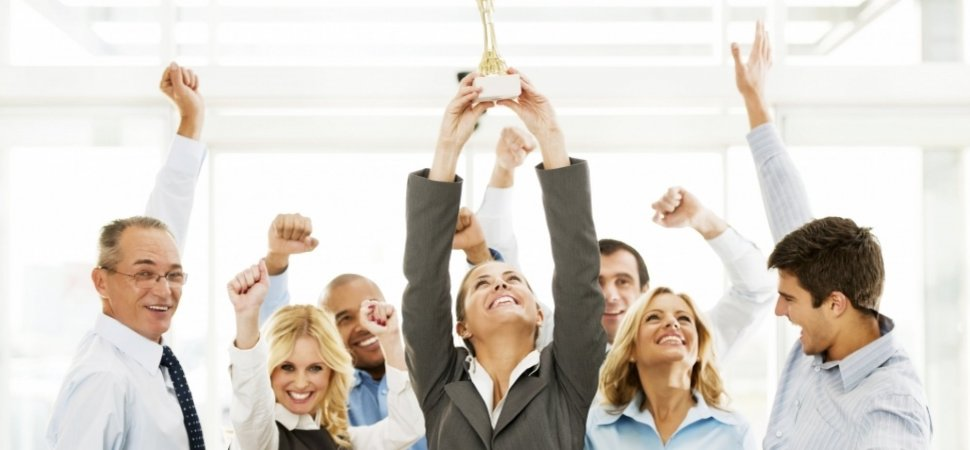 Give out rewards for more employee engagement