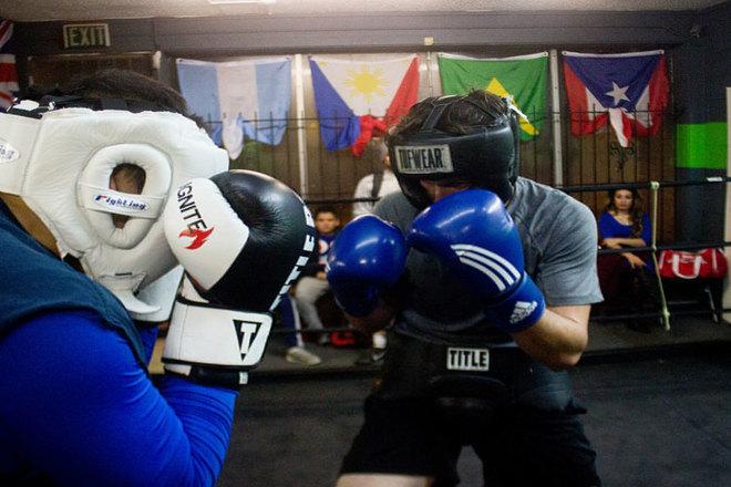 Boxing Classes at Gurugram