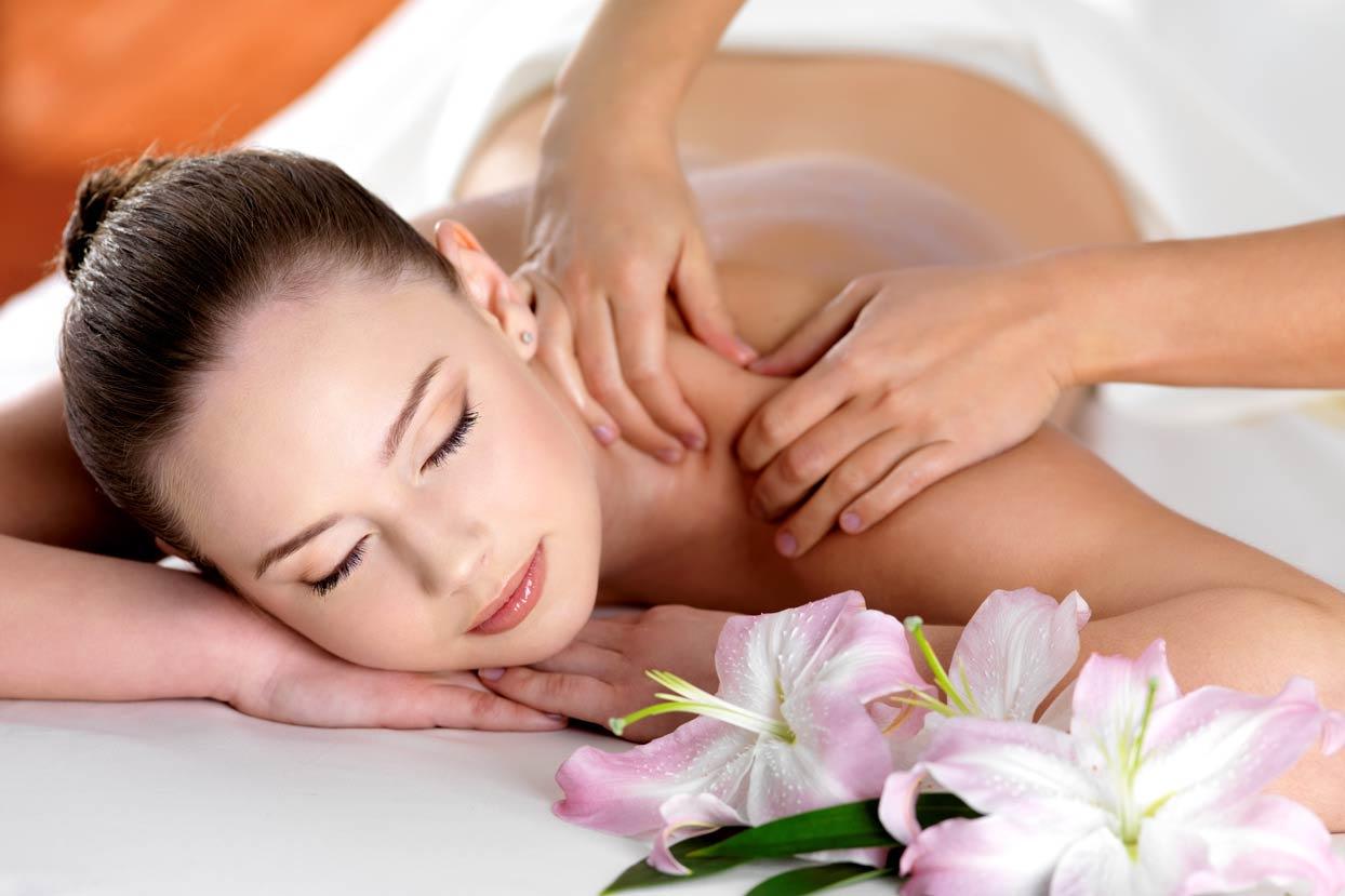 Spa & Massage at JW Marriot At Goa