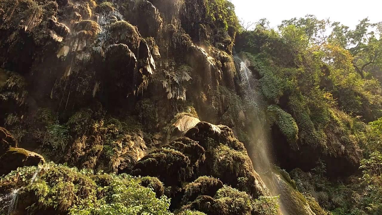 Waterfalls Trek In Rishikesh