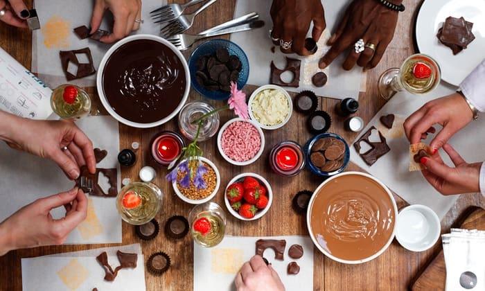 Chocolate Making With Duraiya