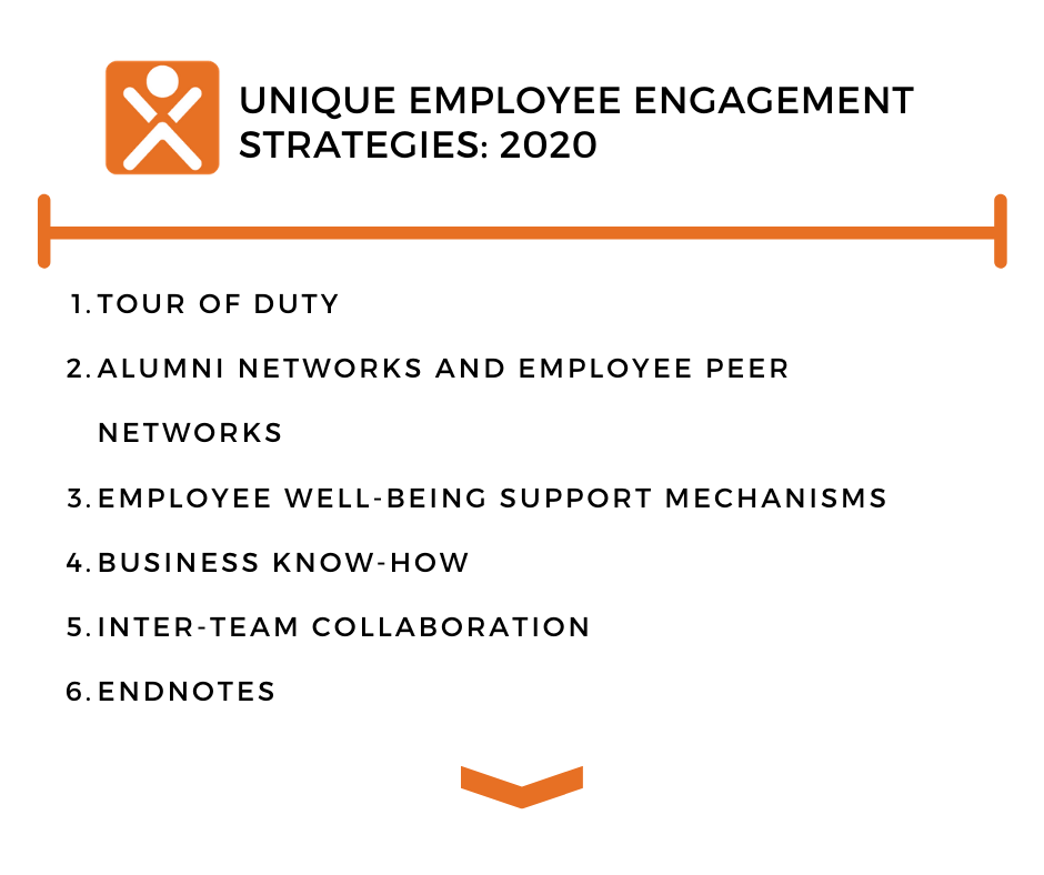 Unique Employment Engagement Strategies
