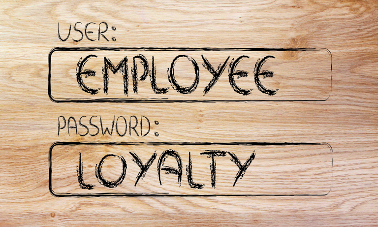 User: Employee || Password: Loyalty