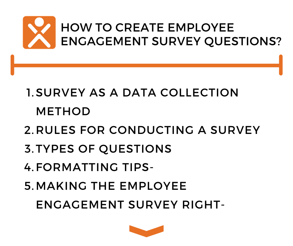 How to create employee engagement survey questions?