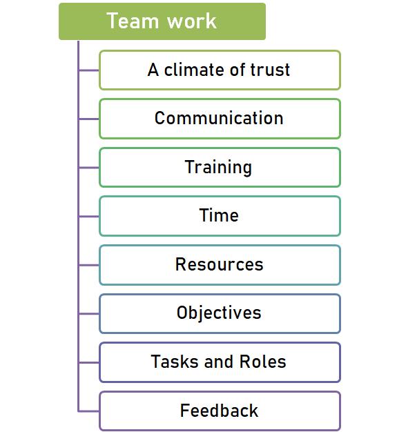 Essentials of Teamwork