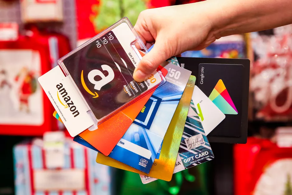 Gift Cards as Rewards for Employees