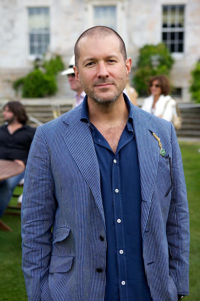 Jony Ive, former Chief Design Officer (CDO) of Apple Inc.