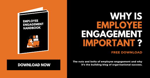 """Ebook for """"Why is employee engagement important?"""""""