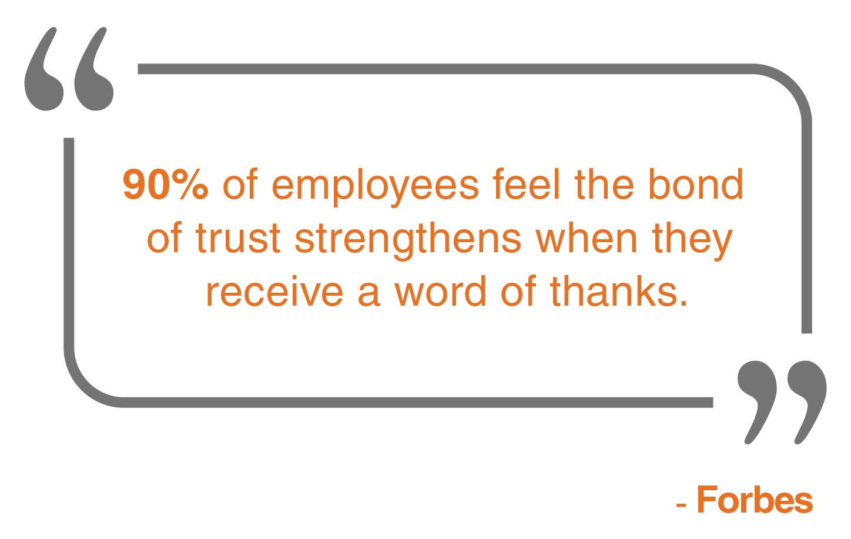 Employee bond of trust