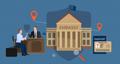 Engage with the Embassy for any issues | Source: freepik.com