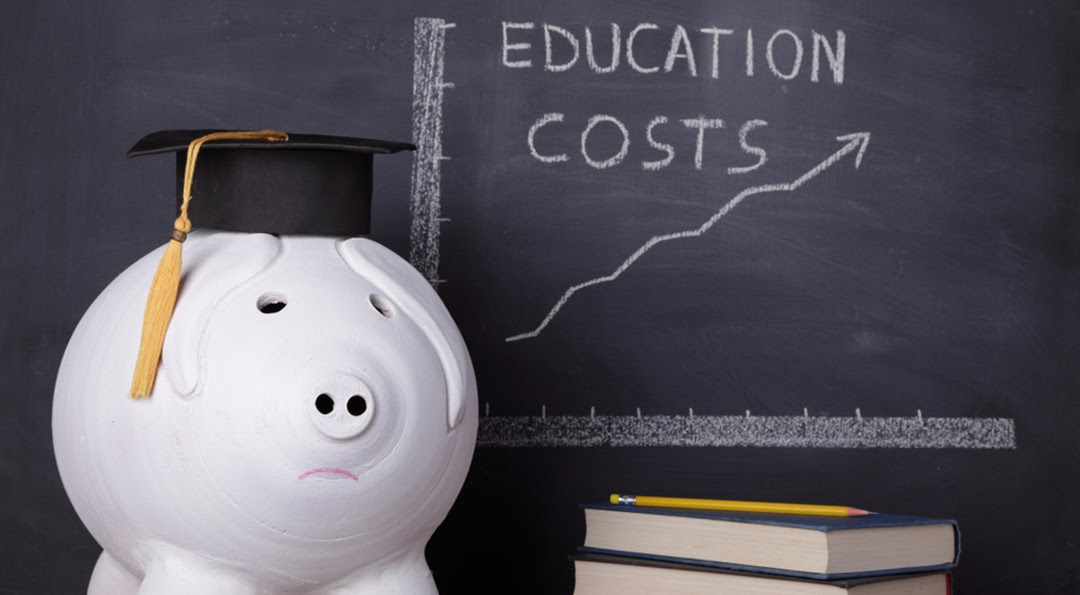 Increase in education cost