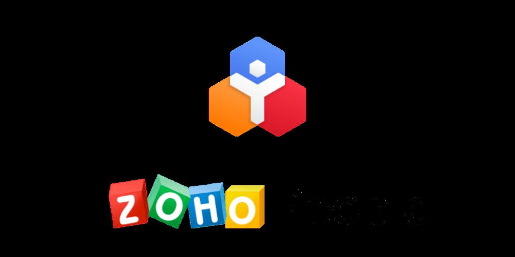 Logo of Zoho People