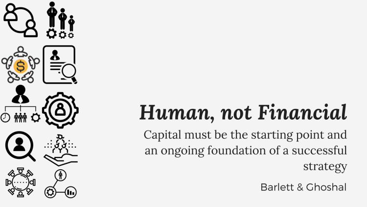 Human Not Financial