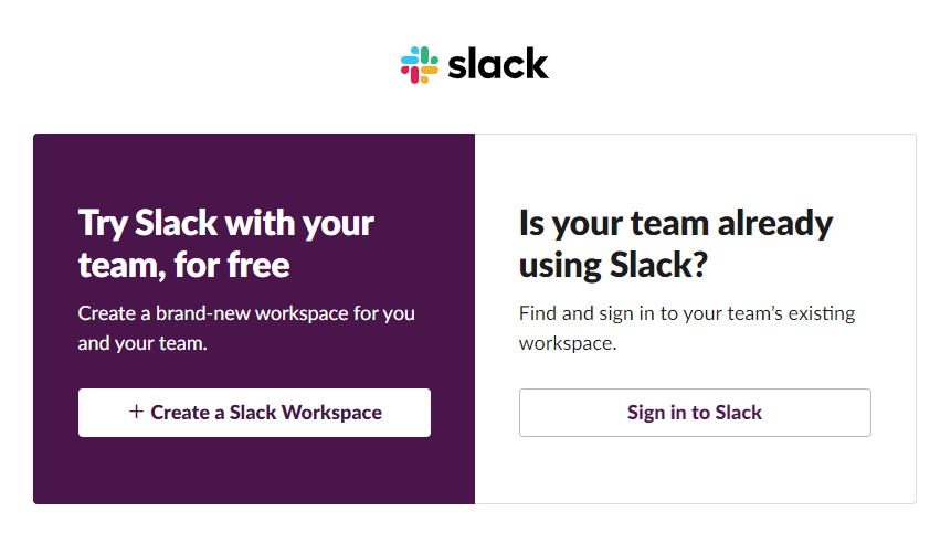 Slack's free trial and conversion rate of 40% reported in 2014 is an example of capitalising on endowment