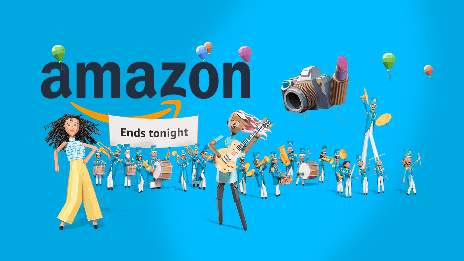 Amazon Prime day is a typical application of FOMO in marketing