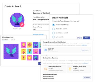 Create an award