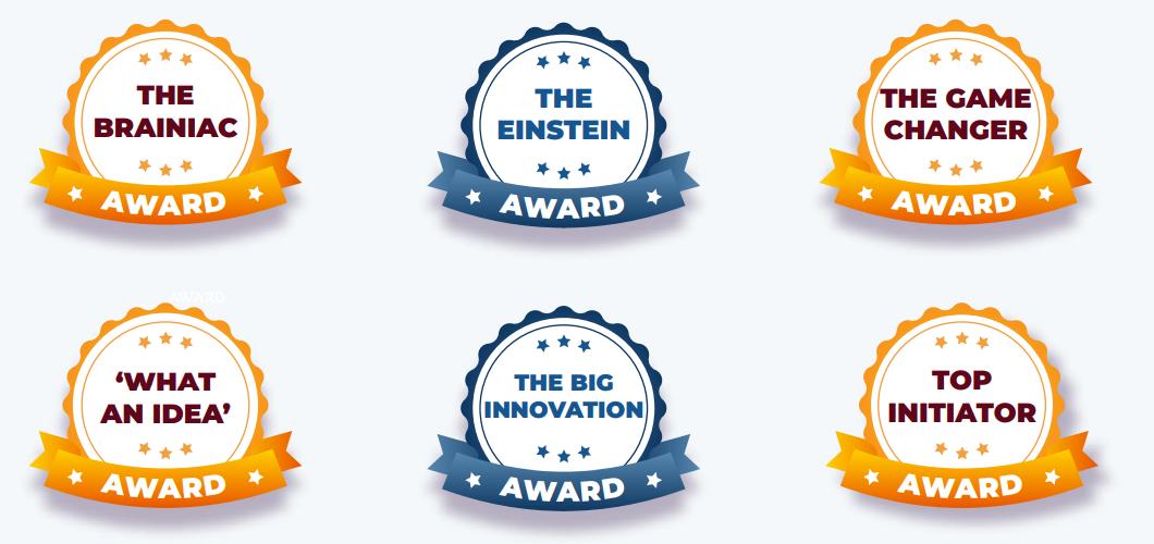 IDEA/INNOVATION AWARDS